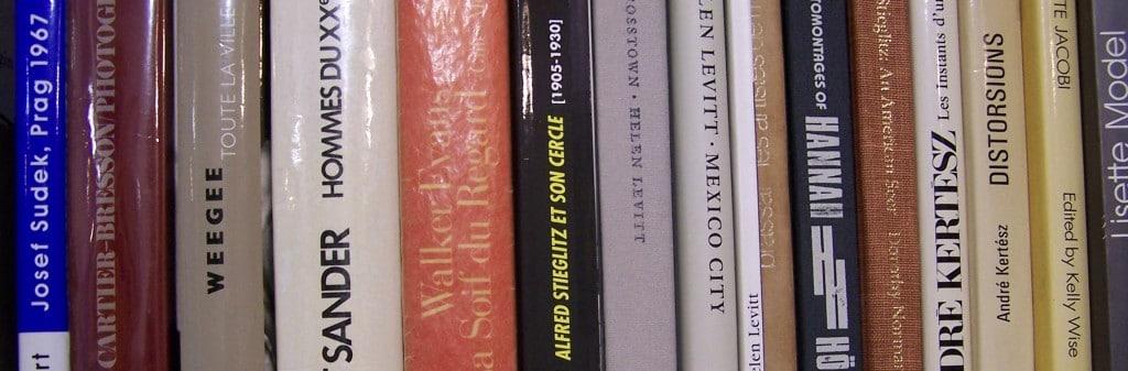Penser la photographie - Les livres de photographie