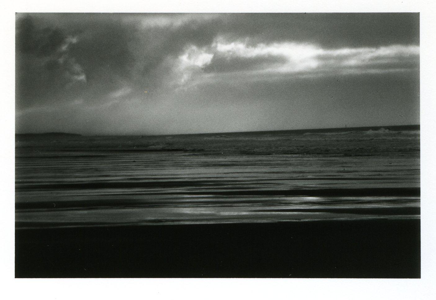 Art du tirage argentique ©Colette Gourvitch 2003 Quand la nuit prend le jour.