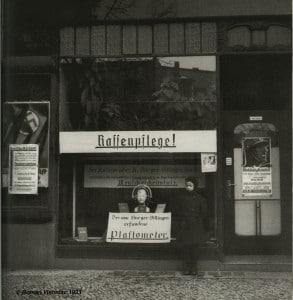 Le photographique chez Murdoch - ©Roman Vishniac Berlin 1933