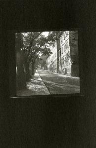 ©Josef Sudek Montée de la rue Ujzed