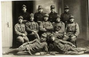 Josef Sudek Ses Compagnons soldats
