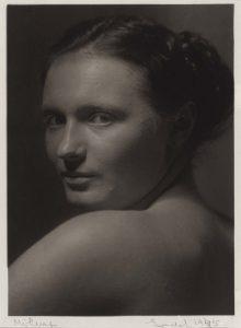 ©Josef Sudek  - Milena Vildová - 1945