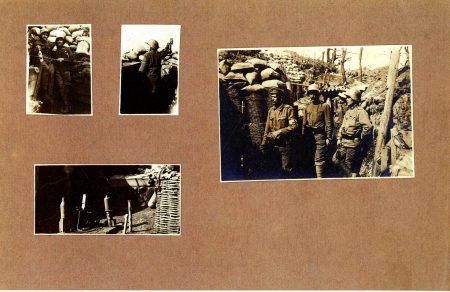 Planches des albums de guerre
