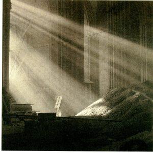 ©Josef Sudek - la cathédrale St Vitus.