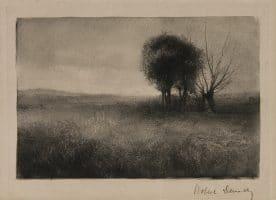 ©Robert Demachy -Paysage 1925