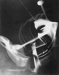 Moholy-Nagy Photogram2