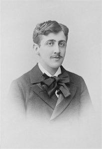 Marcel Proust / et la photographie. Photographié par Paul Nadar (le frère de Félix Nadar) en 1892