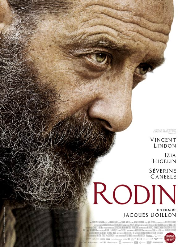 Rodin un film de Jacques Doillon