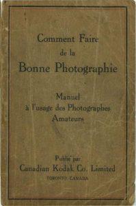 Le tirage argentique en photographie - Comment faire de la bonne photographie [source web http://mgroleau.com/photo/livres/]