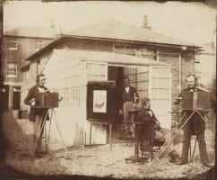 Le tirage argentique en photographie - William Fox-Talbot