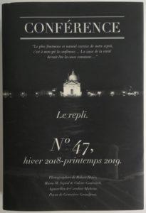 Conférence - La Revue de Christophe Carraud