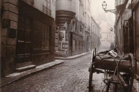 Une photographie engagée : Atget Rue Hautefeuille 1898