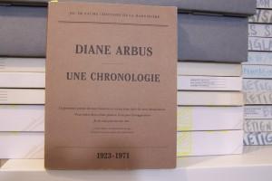 Paroles de photographes - Diane Arbus Une chronologie Pensée et travail photographique